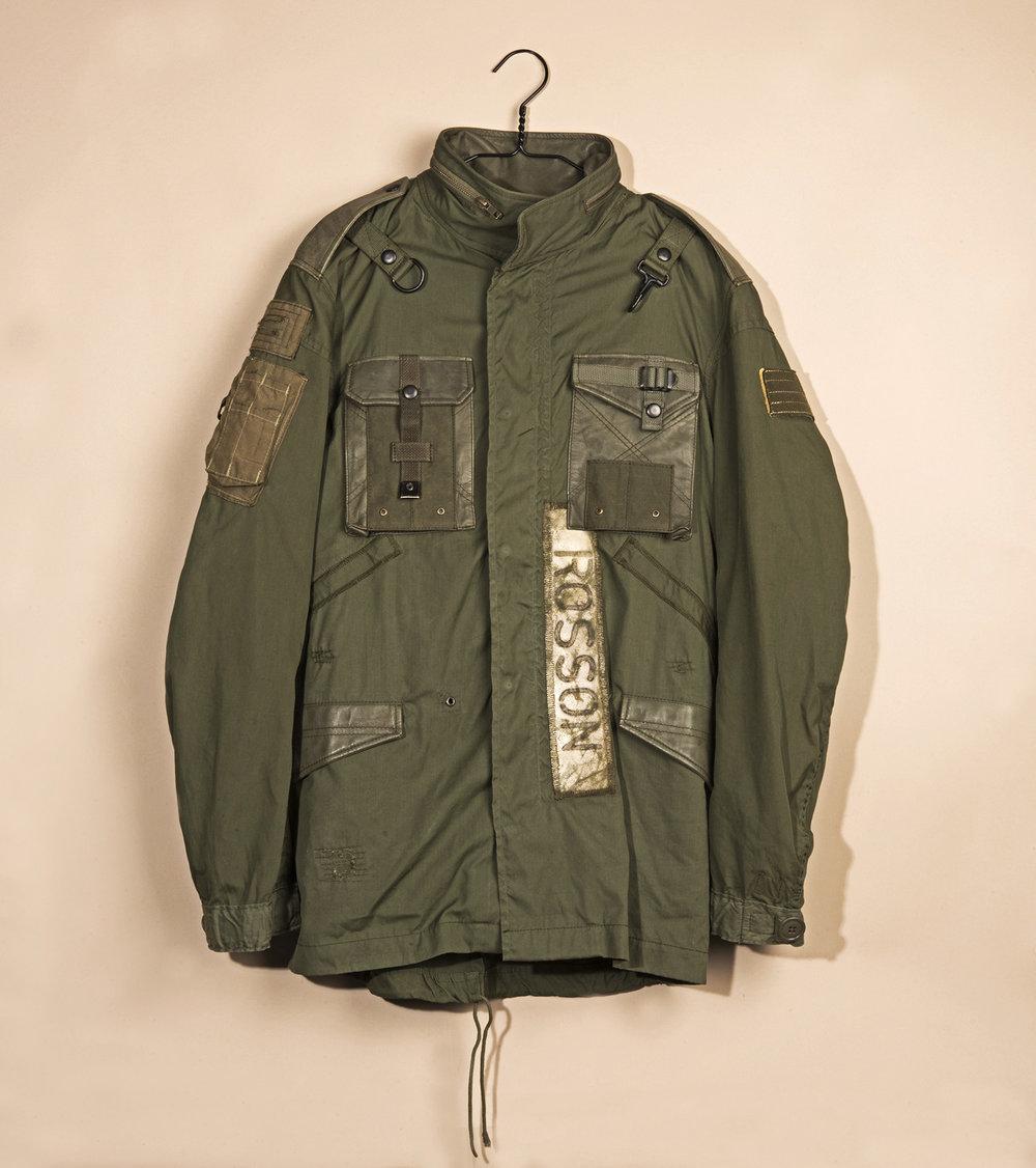 JUNGLE TRIBE coat.