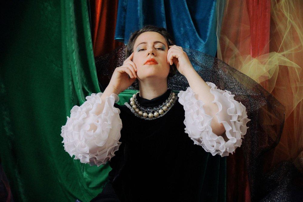 Gabrielle Herbst; photo credit: Brian Vu