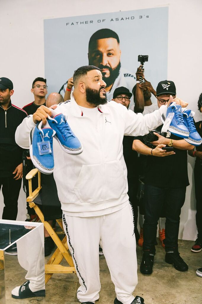 """747a4be1df4c03 Khaled released a duo of shoes titled """"Asahd 3 s"""" and """"Another One 3 s"""".  All being released ahead to his much anticipated album"""