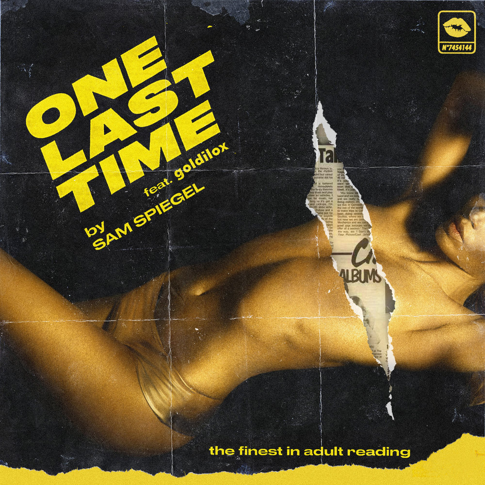 "Cover Art for ""One Last Time"""