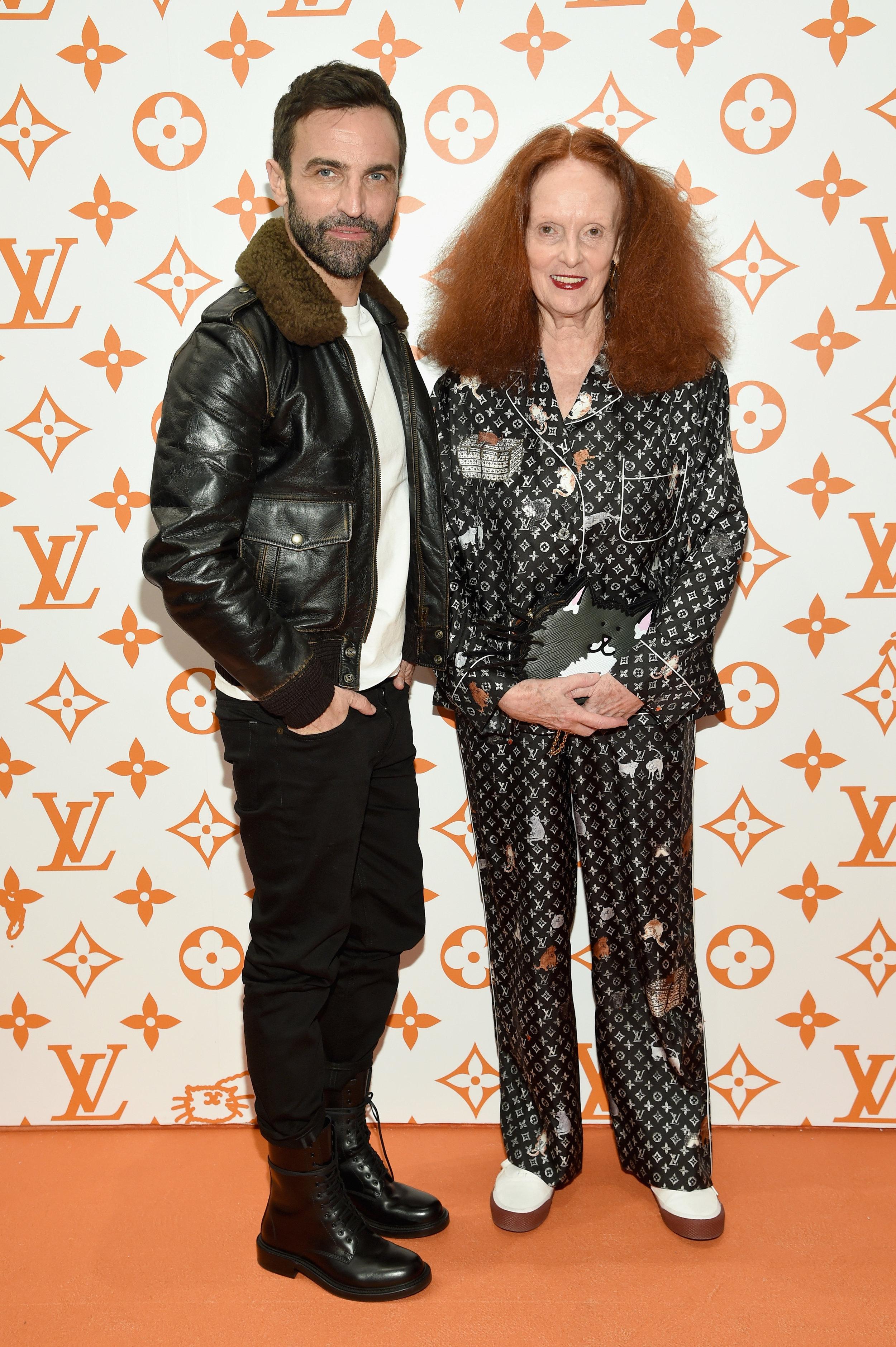 3b2c2570f7af Grace Coddington x Louis Vuitton — Flaunt Magazine