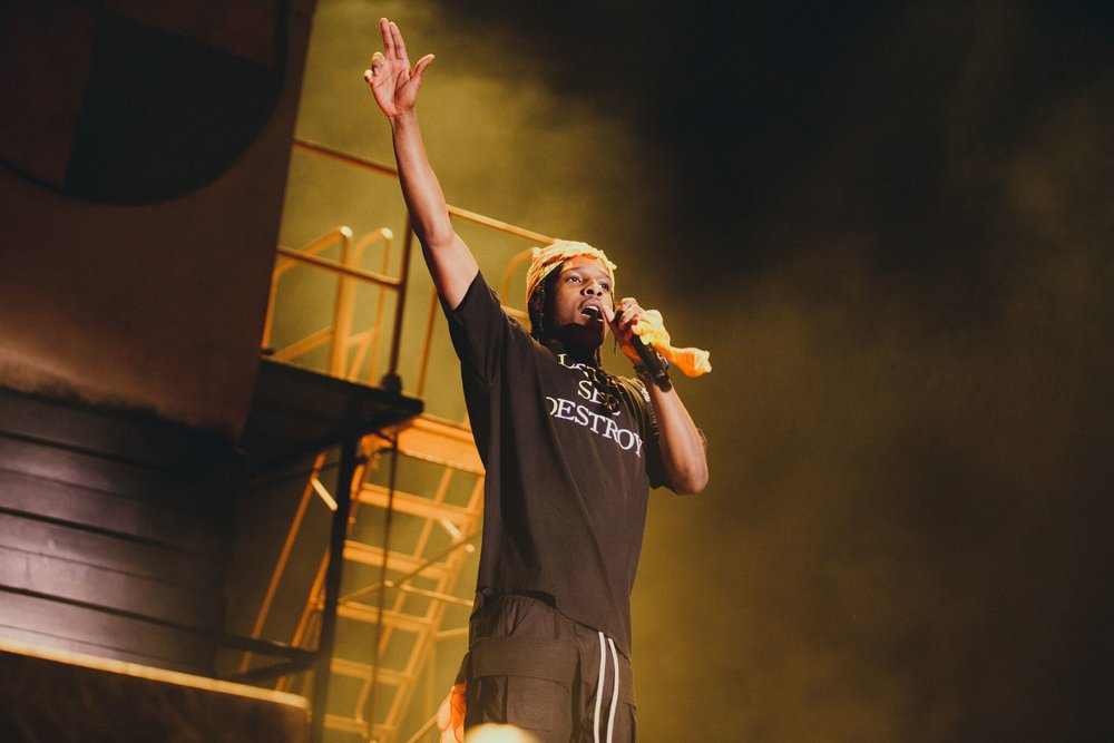 A$AP Rocky Photo By Nicole Busch