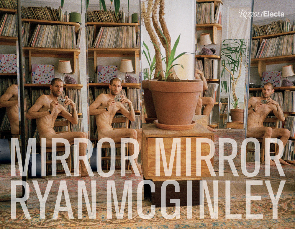 "Ryan McGinley's, ""Mirror Mirror"" Cover"