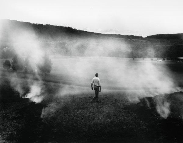 "Sally Mann "" The Turn"" ( 2005) Courtesy of Sally Mann/ The Getty Center"