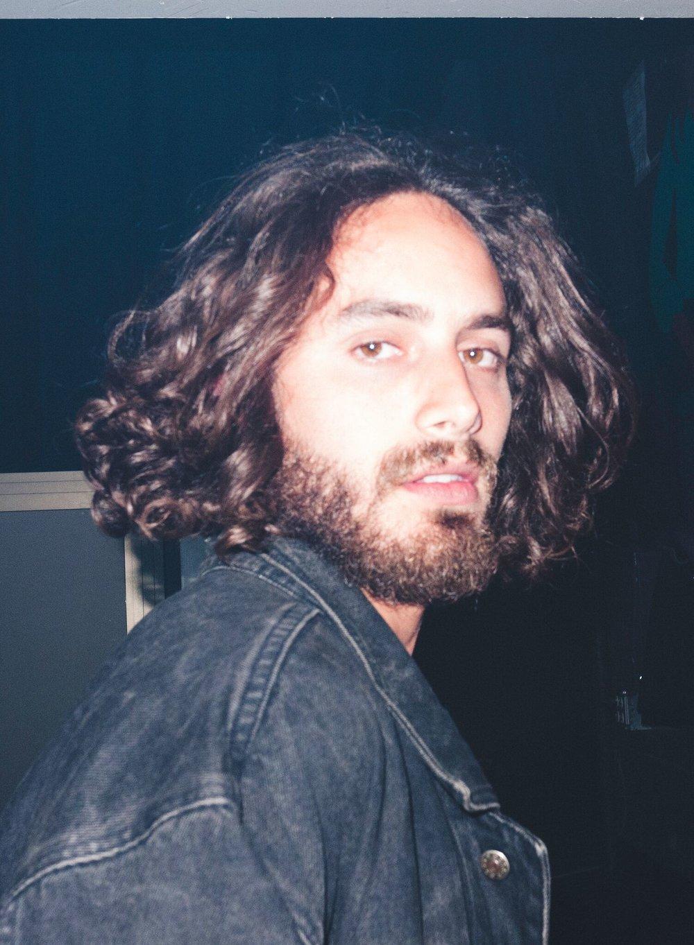 Allan Rayman photographed by Steph Verschuren