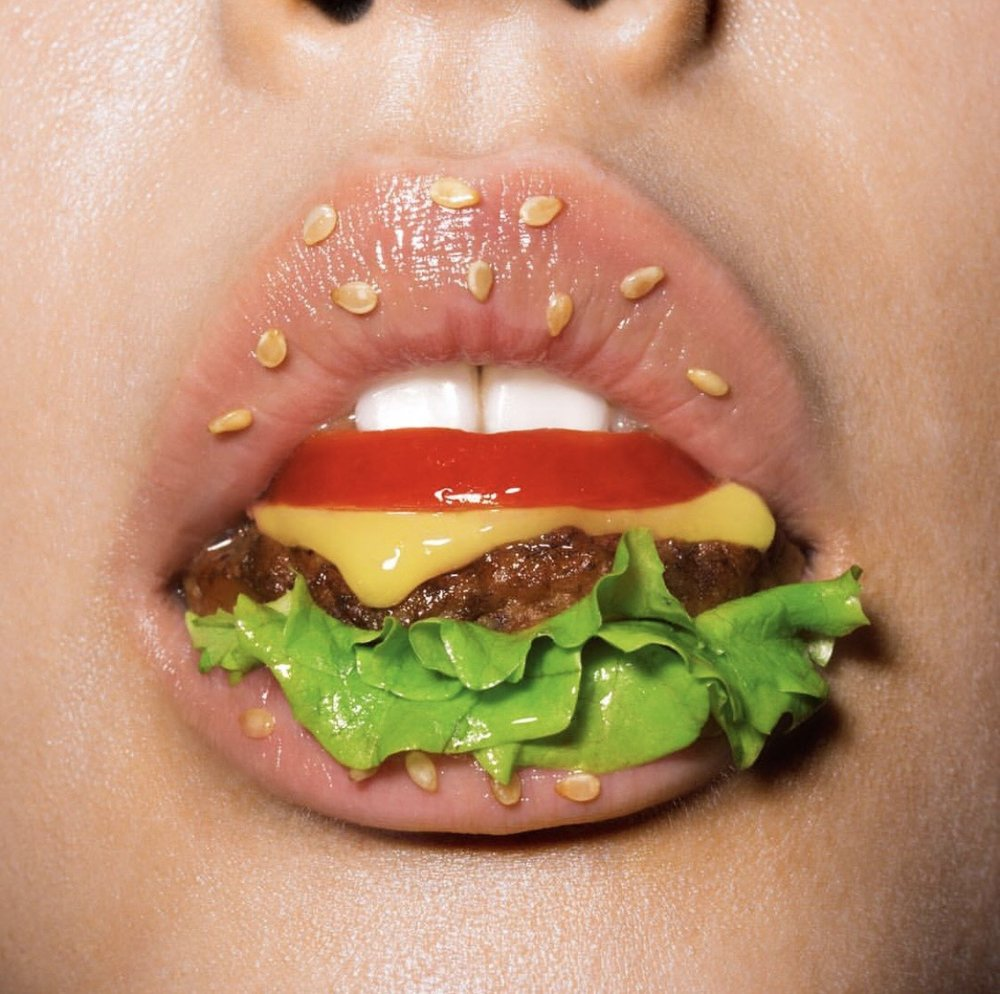 """""""McMouth"""" by Marius Sperlich, Print, Edition of 15"""