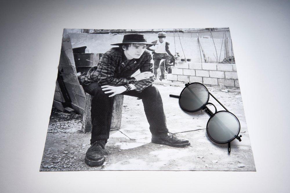 John Lydon by Dennis Morris