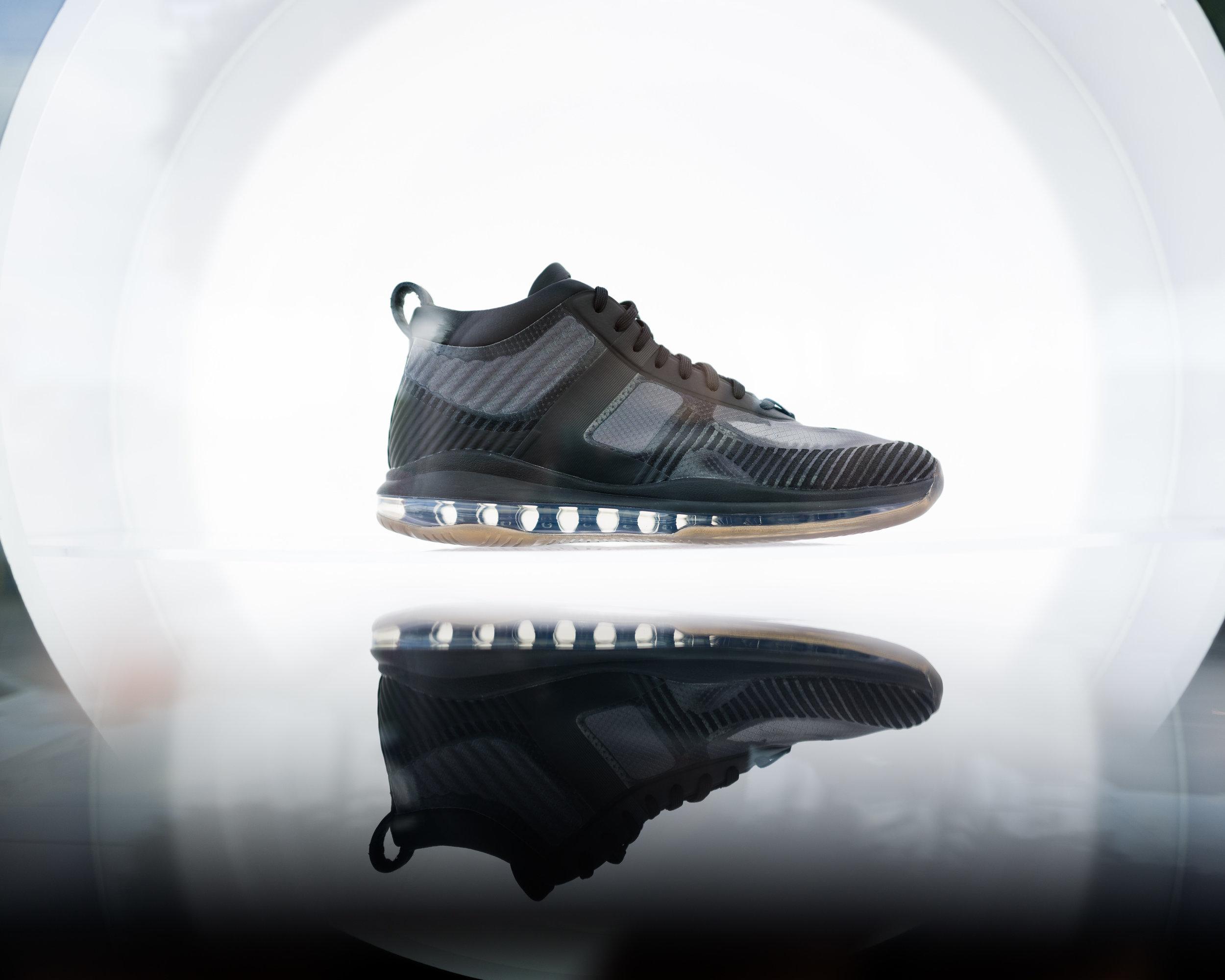 58383f7bf Nike X LeBron James Icon — Flaunt Magazine