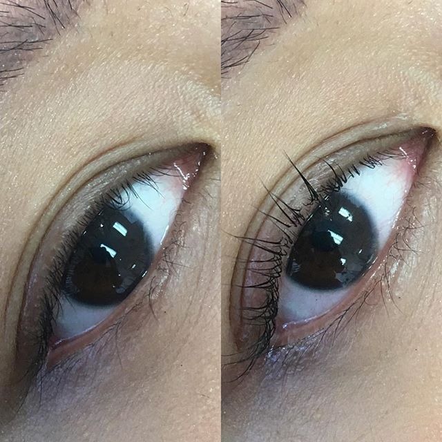 ❤️ Double tap if you'd like longer lashes that lasts for weeks!