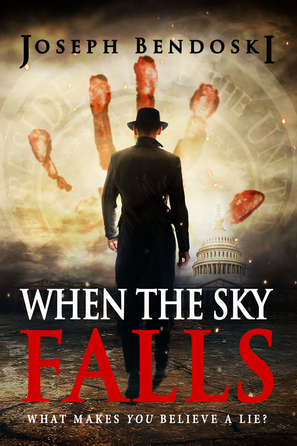 Final Digital eBook Cover 6x9 - RGB  - When The Sky Falls by Joseph Bendoski.jpg