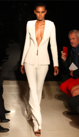 Brandon Maxwell Suit 2016