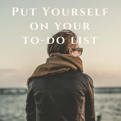 on your to-do list