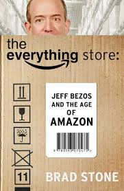 The Everything Store by Jeff Bezos