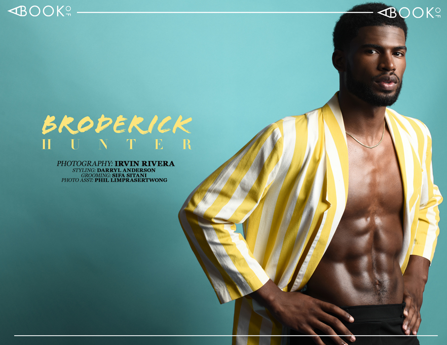 Broderick hunter a book of did you initially intended to become a model ccuart Gallery