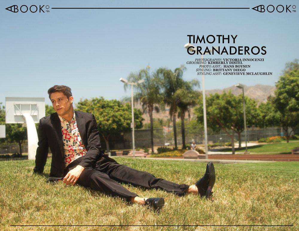 Suit: Cadogan Shirt: Soulstar Shoes: Ted Baker