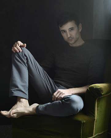 Portrait of Olivier Valsecchi | http://www.oliviervalsecchi.com