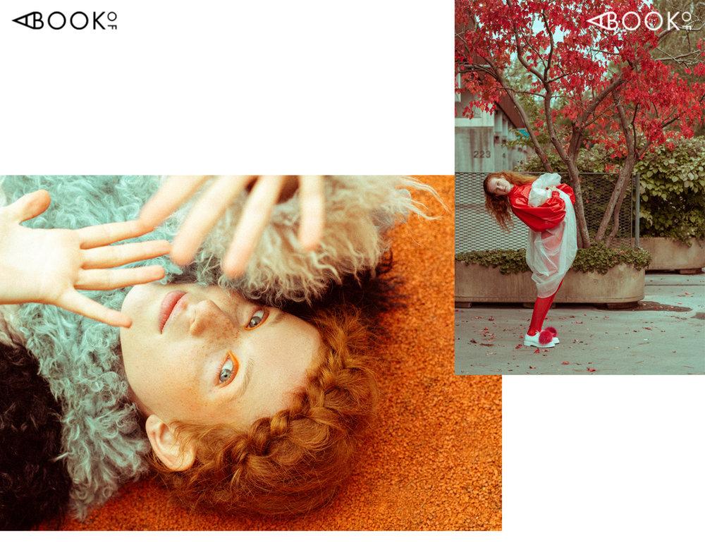 fur RAVN | dress JANE CHRISTINE MUNCH | shoes JANE CHRISTINE MUNCH