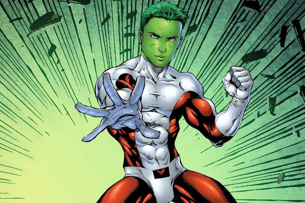 BEASTBOY - DC COMICS