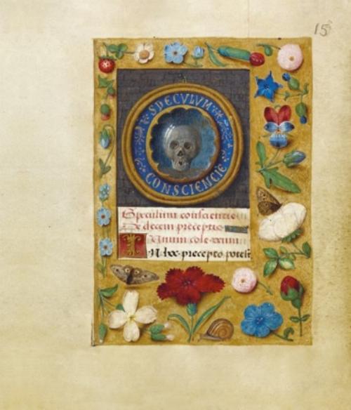 Fig. 9 Gerard Horenbout,  Speculum Conscientiae , c. 1500 .