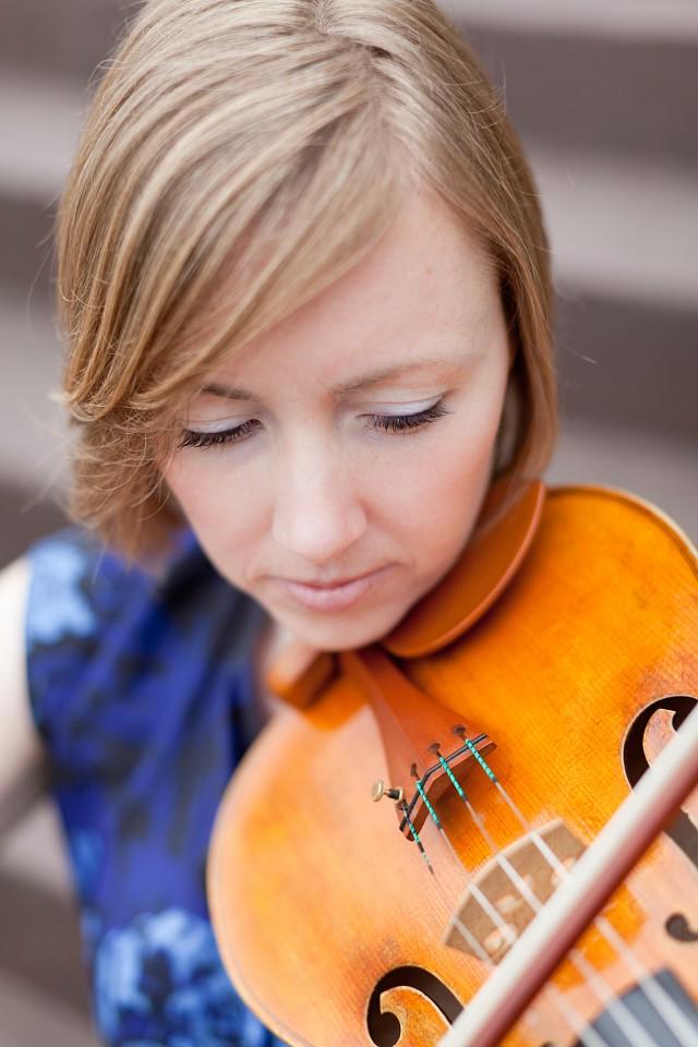 Dr. Rebekah Hanson, Viola