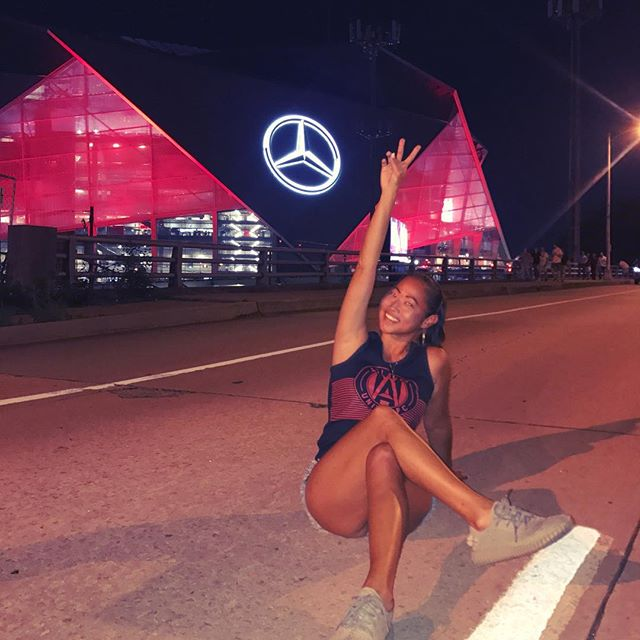 Forever I Love Atlanta & @atlutd ❤⚽️ #fila #atlanta #uniteandconquer #liveyourbestlife