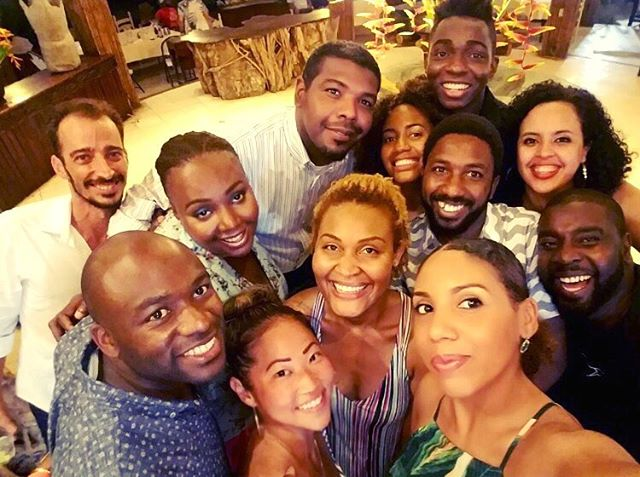 Miss my Haitian family of friends, biggest congrats to @jnemorin for being honored Entrepreneur of the year! Incredibly proud of you! #haititechsummit2018 #haiti #entrepreneur #liveyourbestlife