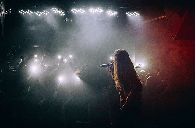 @YungPinch Last Night In Toronto At @thevelvetto 🙌. Photo: @pmidzy
