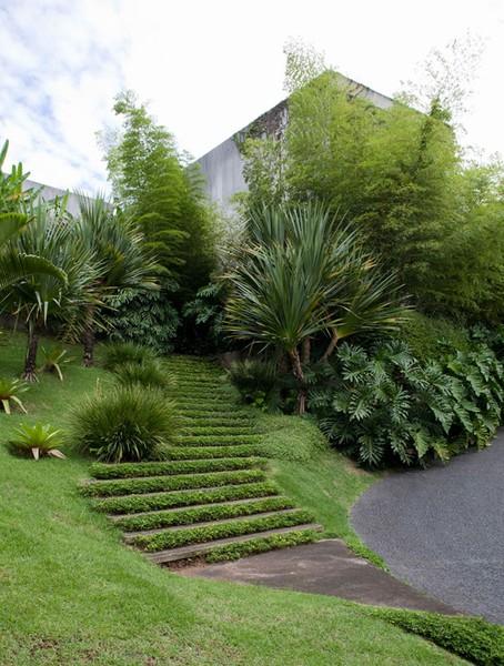 Green Entry
