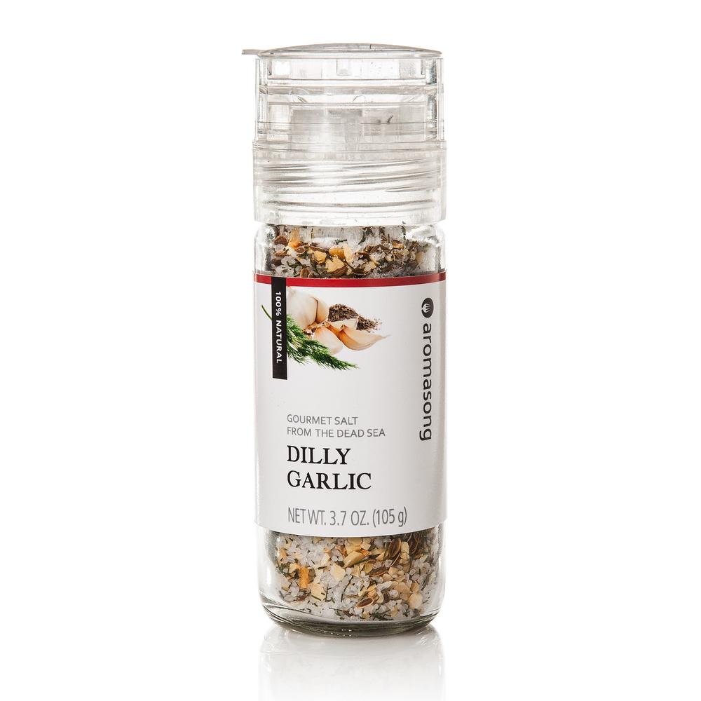 Dilly Garlic