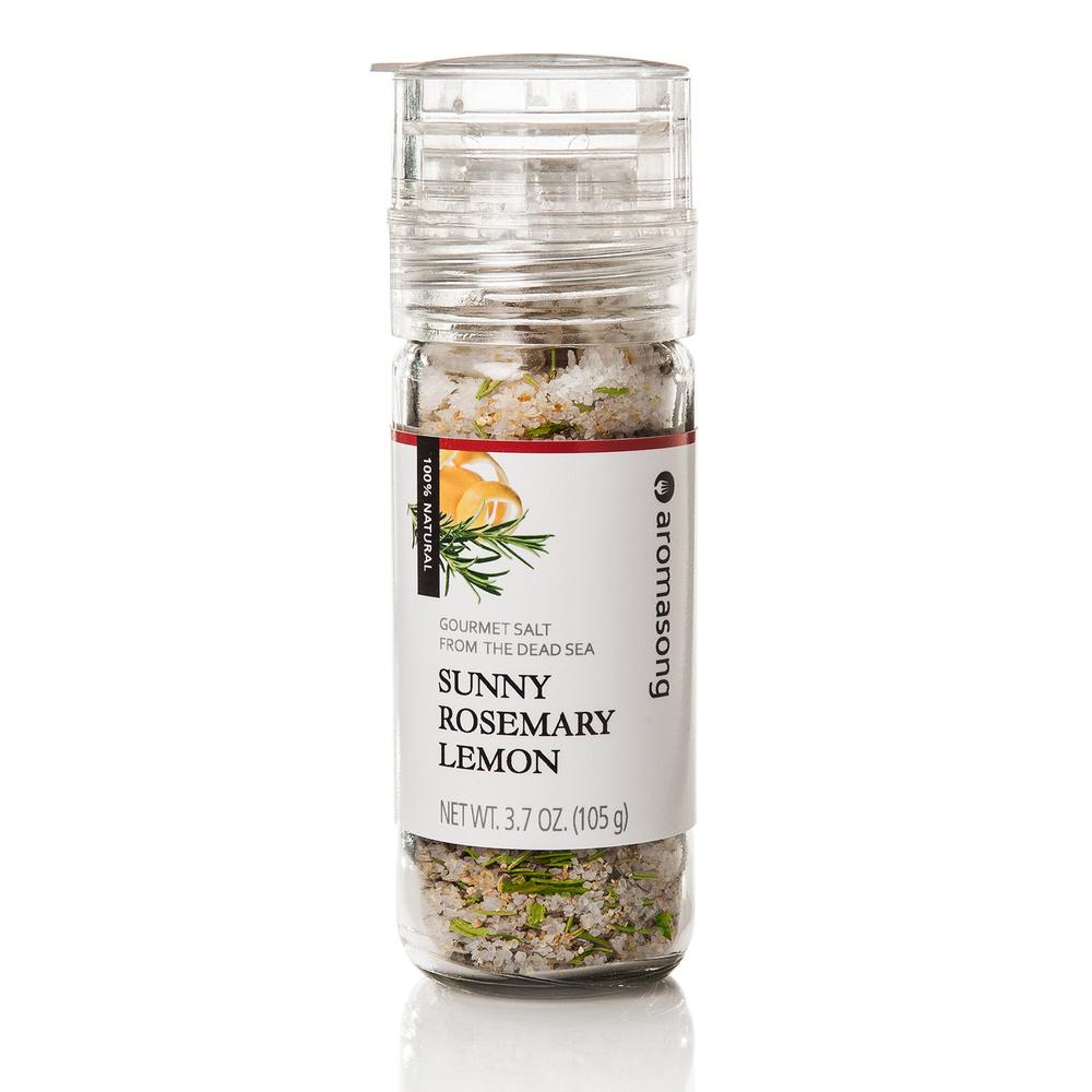 Sunny Rosemary Lemon