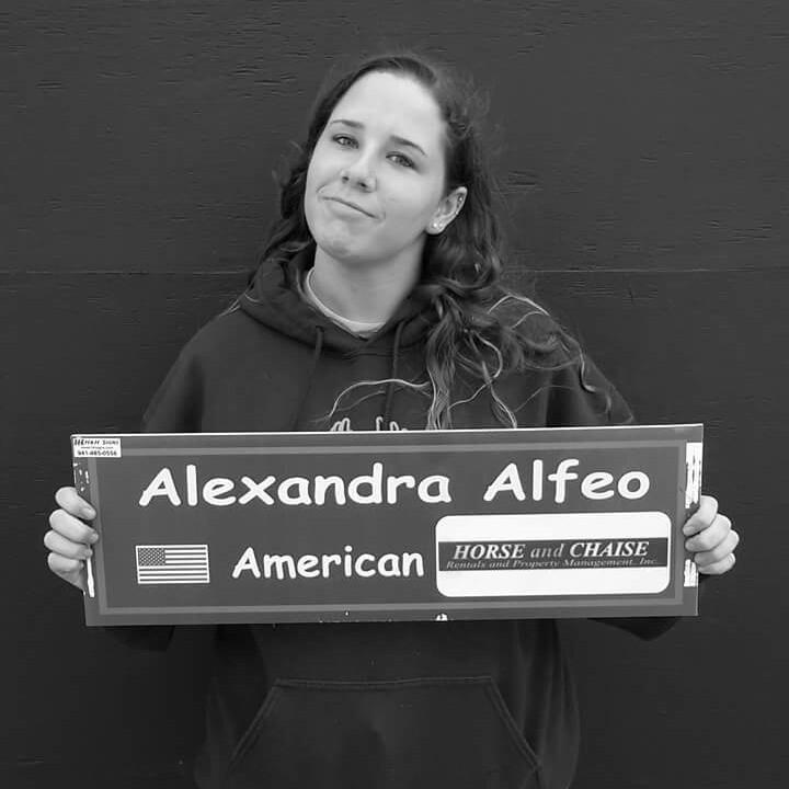 Alexandra Alfeo