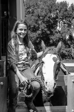 Allison's+pic_BW+with+Horse.png