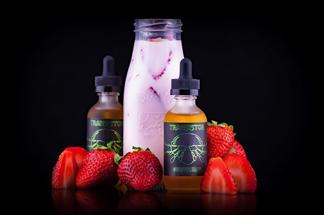 🥛👽🍓 #BABYCLOUDS is not your average strawberry custard! This one has rich nutty notes to make for a complex flavor you'll need to try for yourself to believe!
