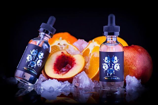 ❄️🍊❄️ NECTOCHILL hits the spot when it's comes to sweet and refreshing vapes! A mouthwatering citrus and nectarine blend with an icy blast!