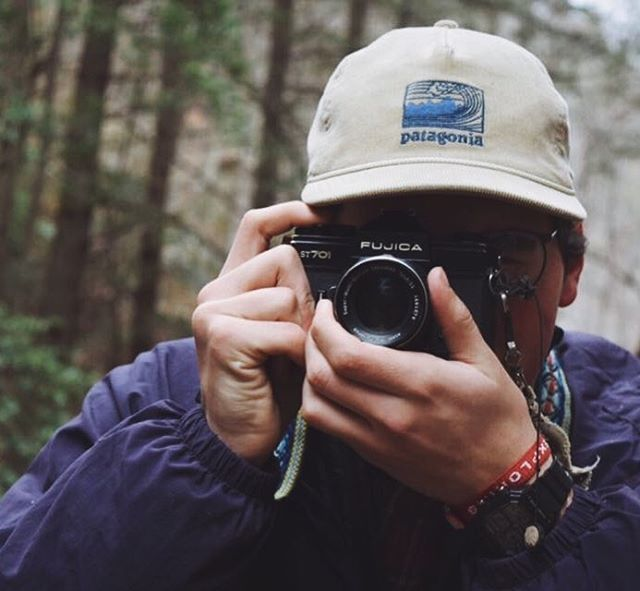 Sometimes the beauty of the outdoors can only be caught on film with intense focus, by @andrewtall