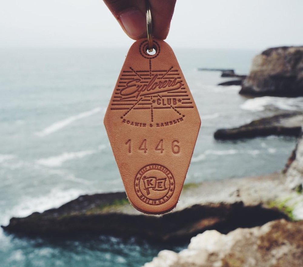 Explorer Club member #1446 (AKA @msgwyatt) roamed and rambled to Shark Fin Cove Beach, California
