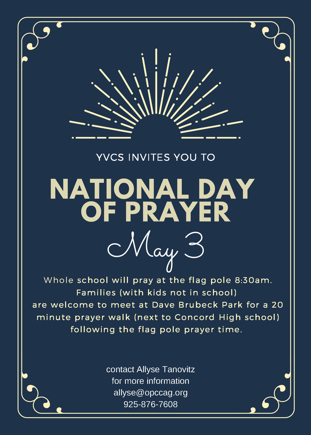 Prayer at the Flag Pole Announement Flyer.jpg