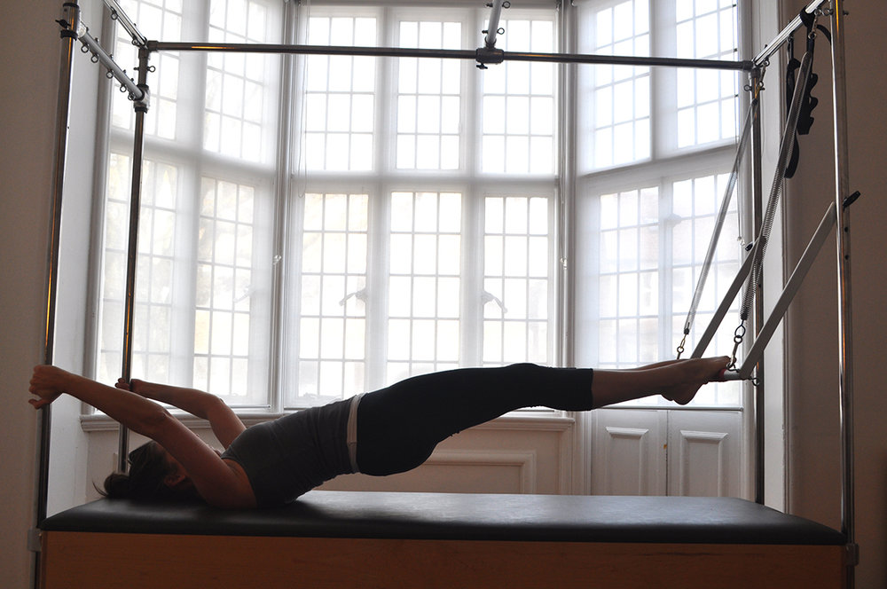 Comprehensive Pilates Teacher Training - Nine modules and a 12 month apprenticeship