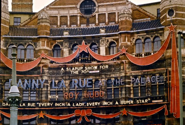 Danny LaRue At The Palace, London 1971