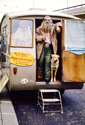 Prince Gypsy Lee, London 1971