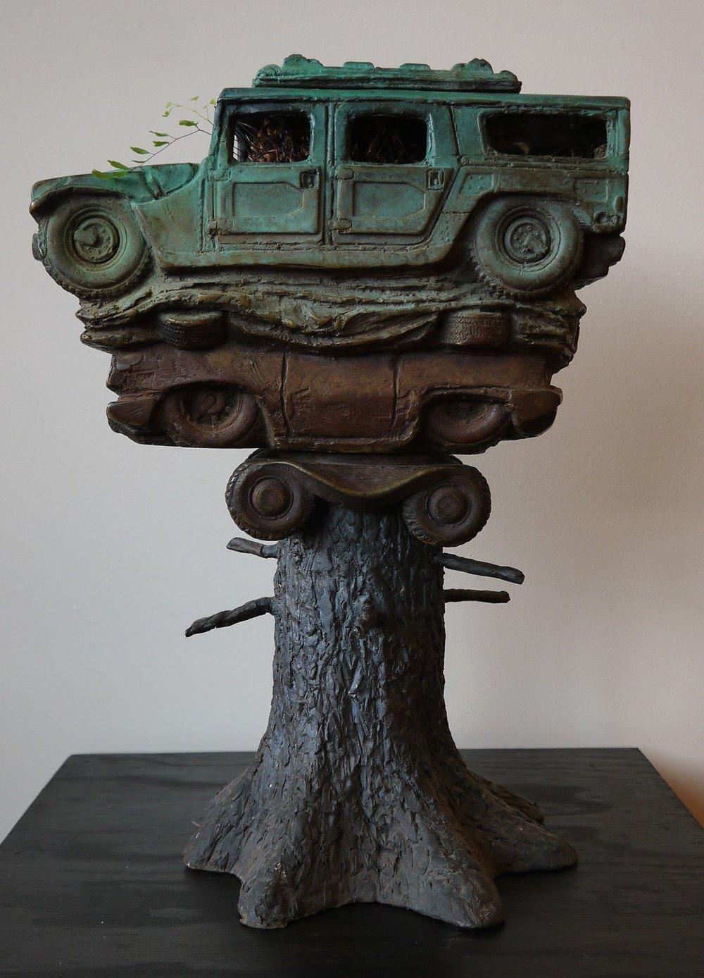 Humvee Ikebana