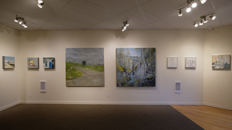 Fault Line Projects Gallery