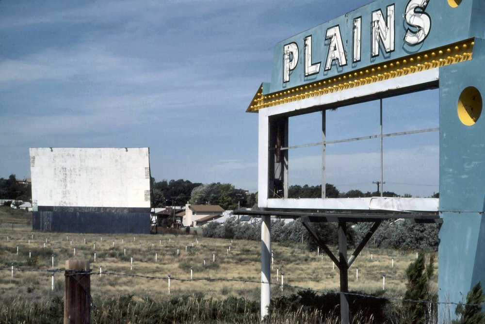 Plains Drive In