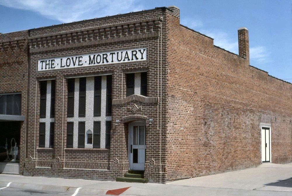 The Love Mortuary