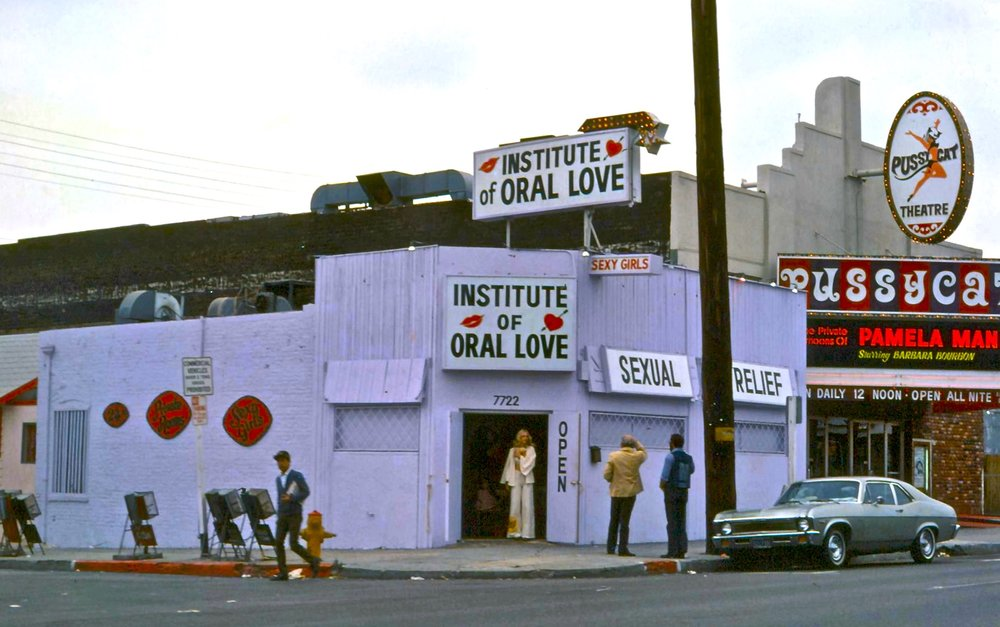 Oral Love On Santa Monica Boulevard