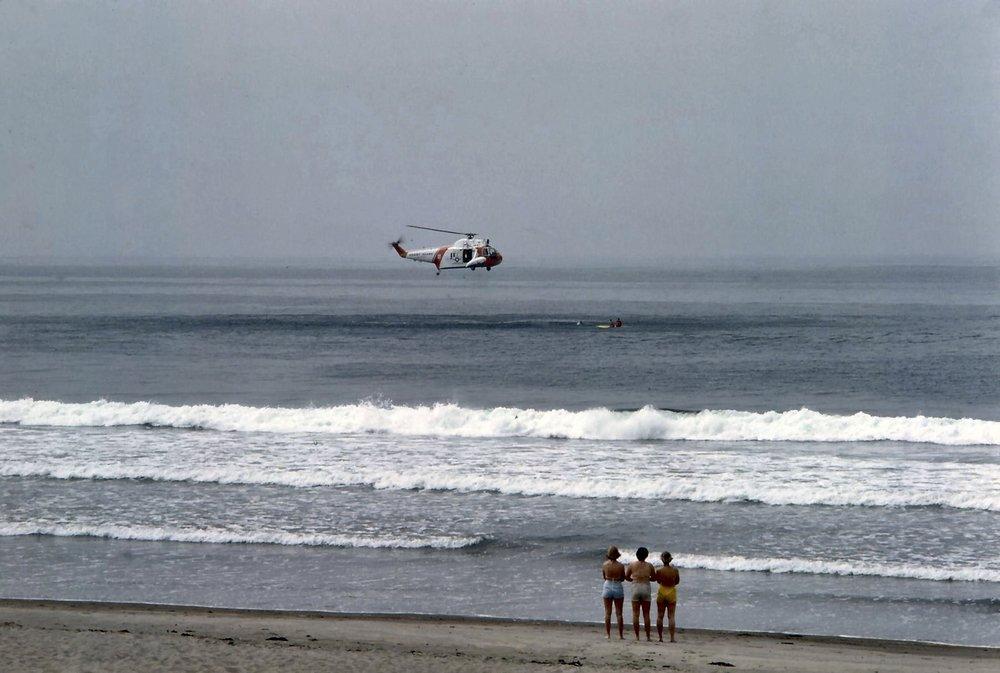 Helicopter Rescue – Stinson Beach