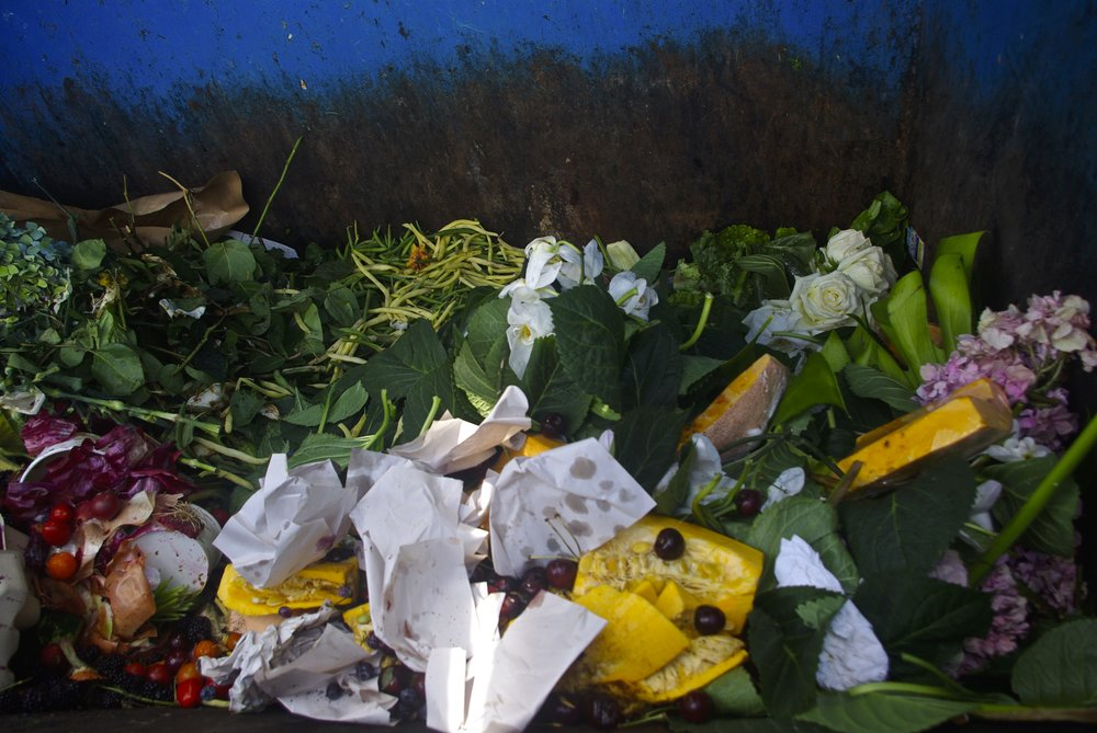 Still Life, Granville Island Dumpster 2
