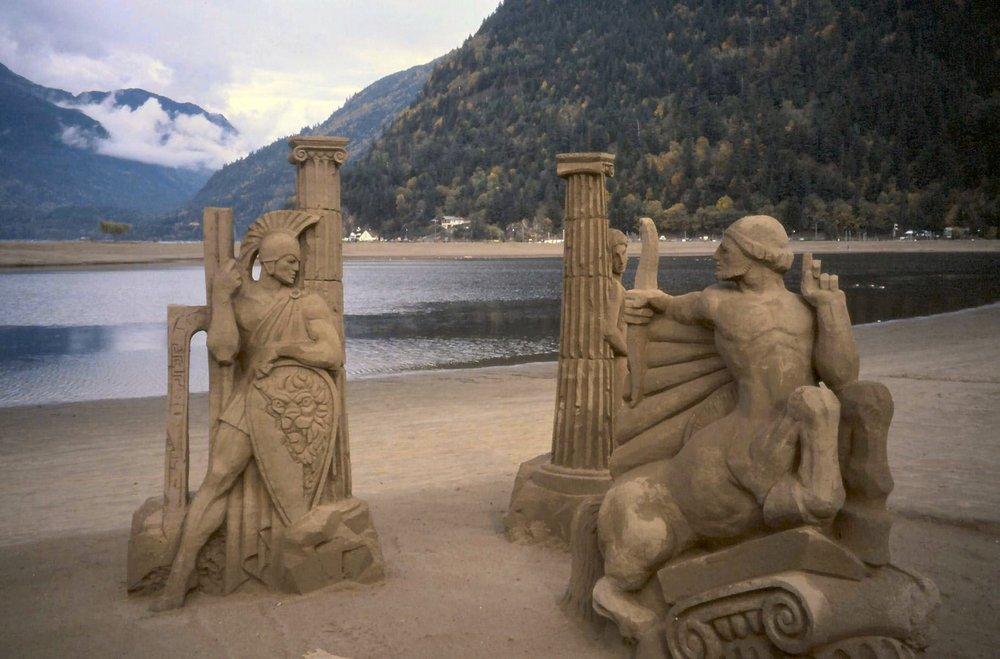 Sand Titans