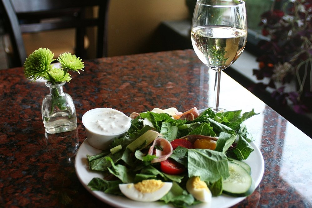 Salad and a Salad