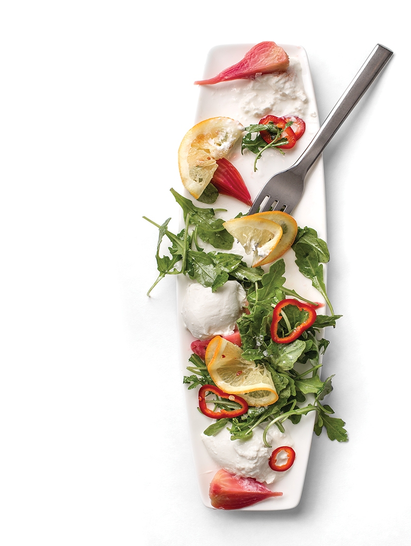 Burrata Salad - Louisiana Life